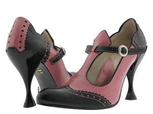 manMap's local shoes: Fluevogs