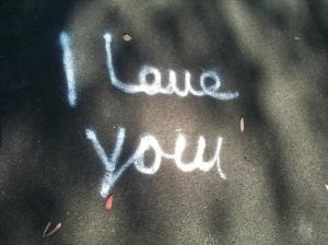 manMap finds love on a Glebe footpath